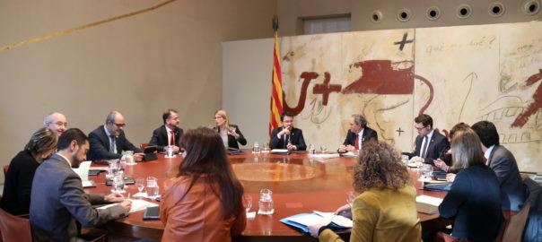 govern català Generalitat
