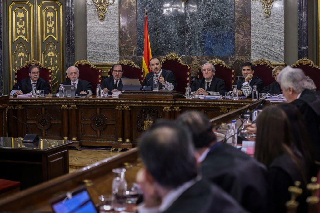 Espanya l'han feta els tribunals, ergo és un estat de dret