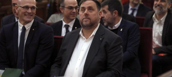 Oriol Junqueras Tribunal Suprem