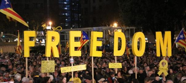 video directe manifestacio judici barcelona