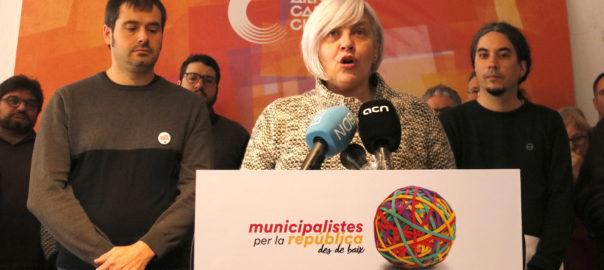 nou espai polític municipalista