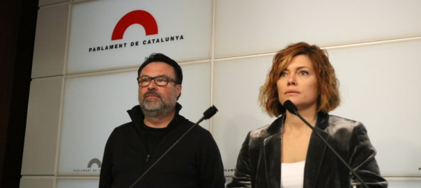 Elisenda Alamany Joan Josep Nuet