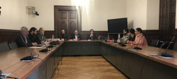 reglament parlament reforma