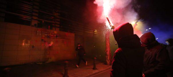 detingut mossos protestes judici