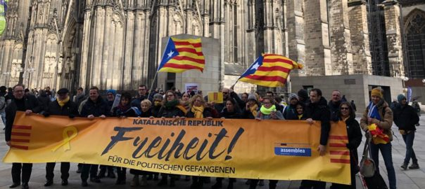 manifestacions europa anc judici procés