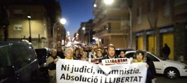 Caminada Llibertat Sabadell