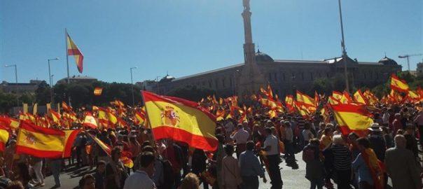 pp cs extrema dreta manifestacio