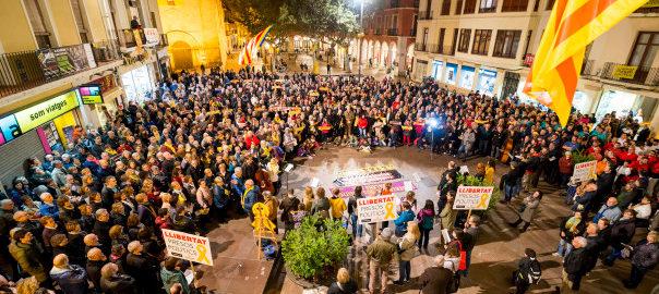 Músics per la llibertat Vilafranca