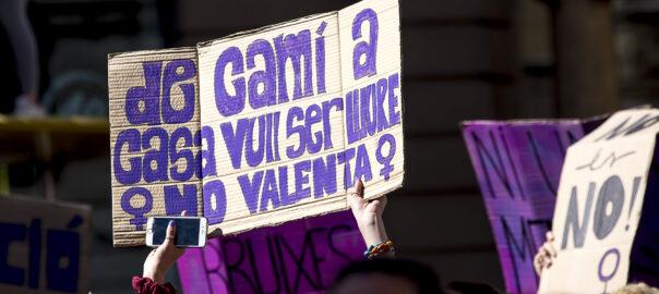 25n feminisme violencia genere