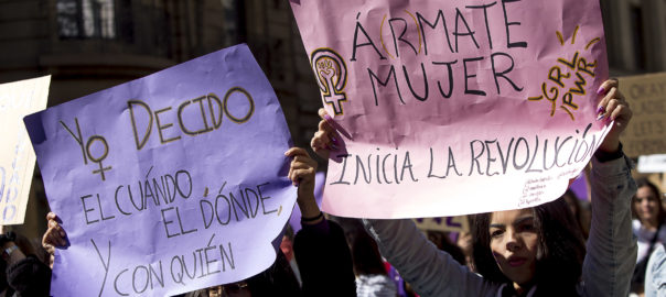 llengua feminista pau vidal