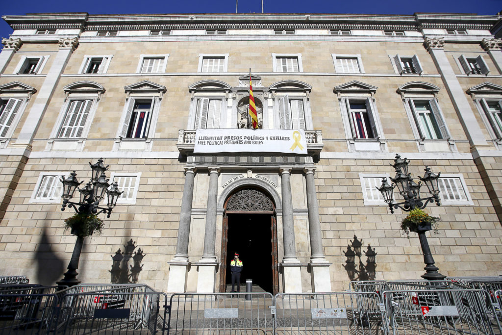 Was the Catalan government a criminal ring pursuing independence? - VilaWeb