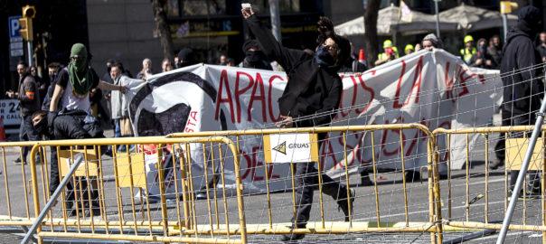 preso provisional detinguts manifestacio vox