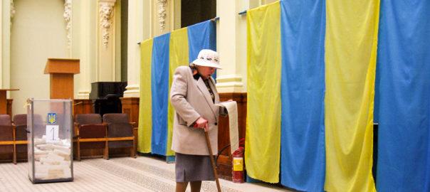 eleccions ucraïna