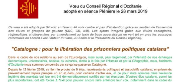 presos polítics