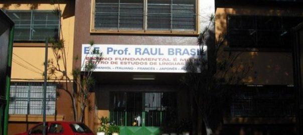Brasil tiroteig