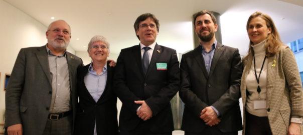 Candidatura Puigdemont, Comín i Ponsatí