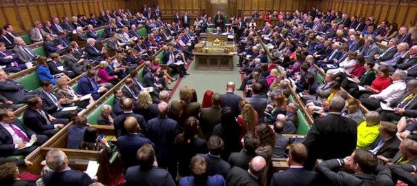 brexit cambra dels comuns