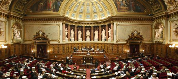 senadors francesos