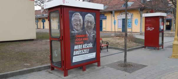 Campanya Soros Juncker
