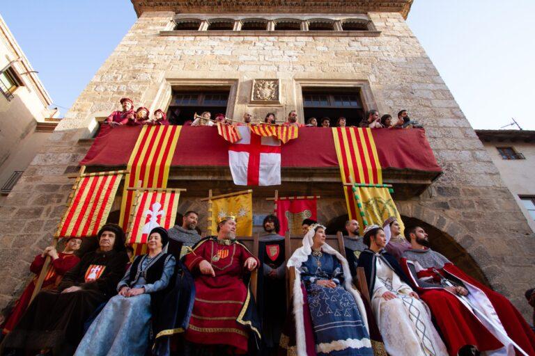 Sant Jordi Montblanc