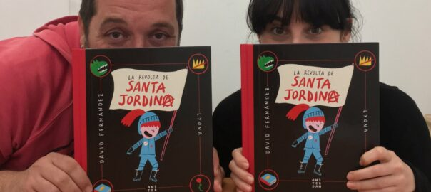 David Fernàndez i Lyona- Revolta de Santa Jordina