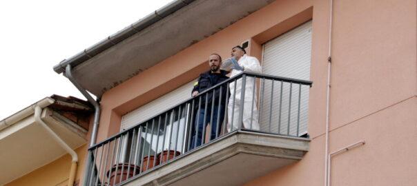 El Detingut Per La Mort De La Seva Dona A Olot és Un Policia