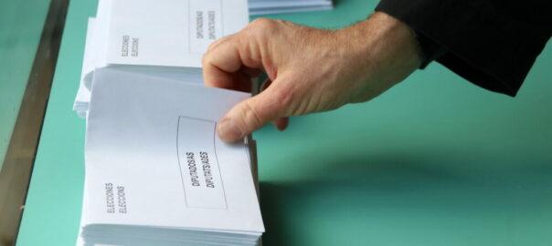 Vot en blanc, abstenció i vot nul