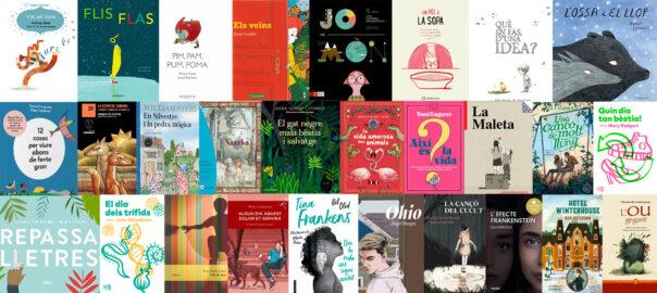 Sant Jordi 2019 literatura infantil i juvenil