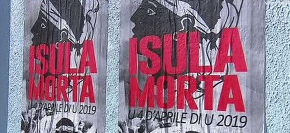 isula morta
