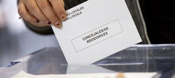 Eleccions europees i municipals 2019