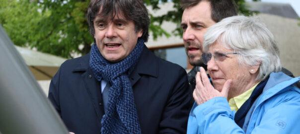 Acte de Puigdemont a Perpinya 29 febrer