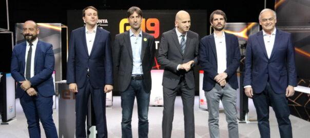 debat europees TV3