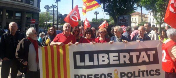 presos politics manifestacio perpinya