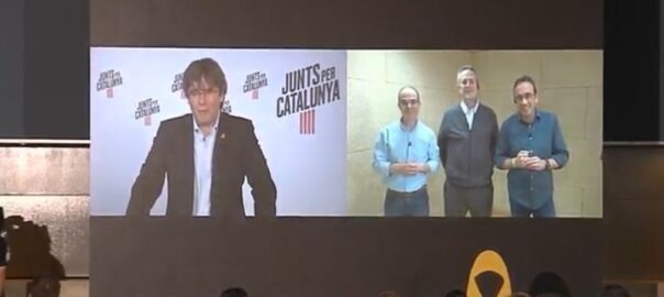 conversa puigdemont rull turull forn