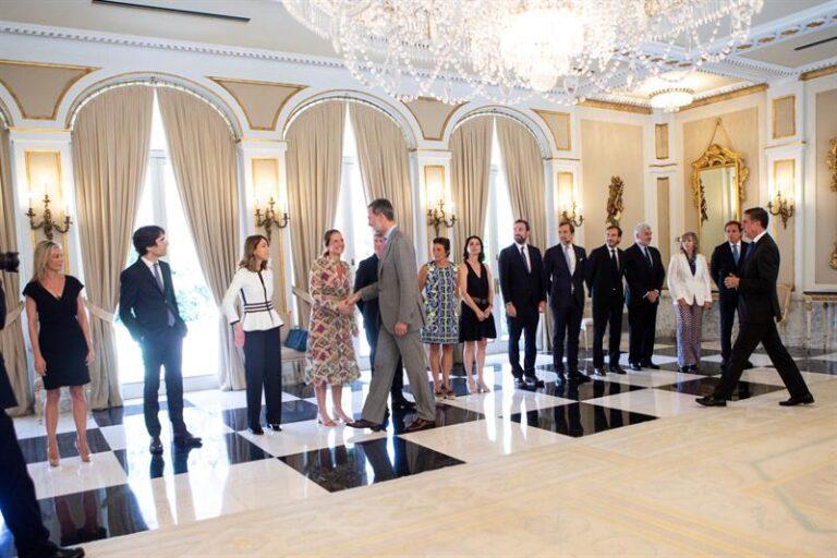 Felipe VI i Barcelona Global