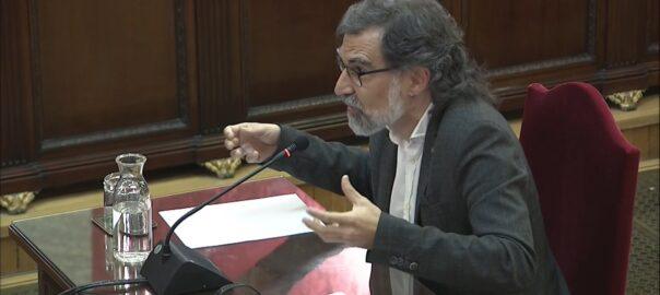 Jordi Cuixart discursos judici