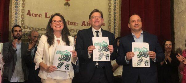 Pacte Alacant Botànic Santa Bàrbara