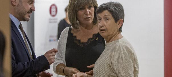 Teresa Cunillera i Núria Marín