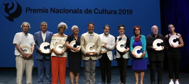 Premis Nacionals de Cultura