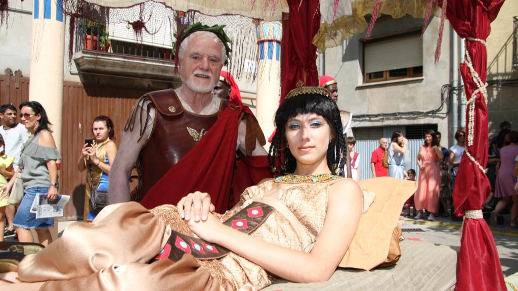 Mercat romà guissona