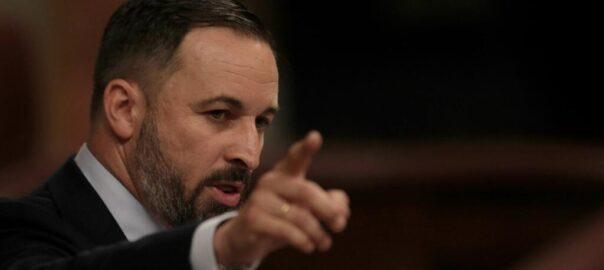Gibraltar denuncia Vox