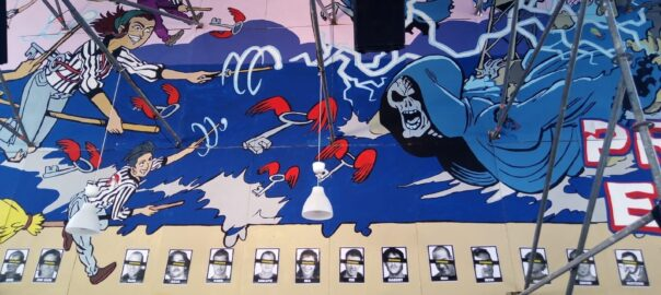 cartell censurat presos eta
