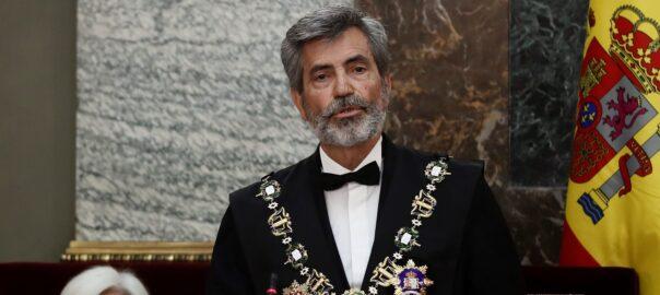 Carlos Lesmes CGPJ