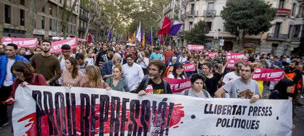 repressió independentisme