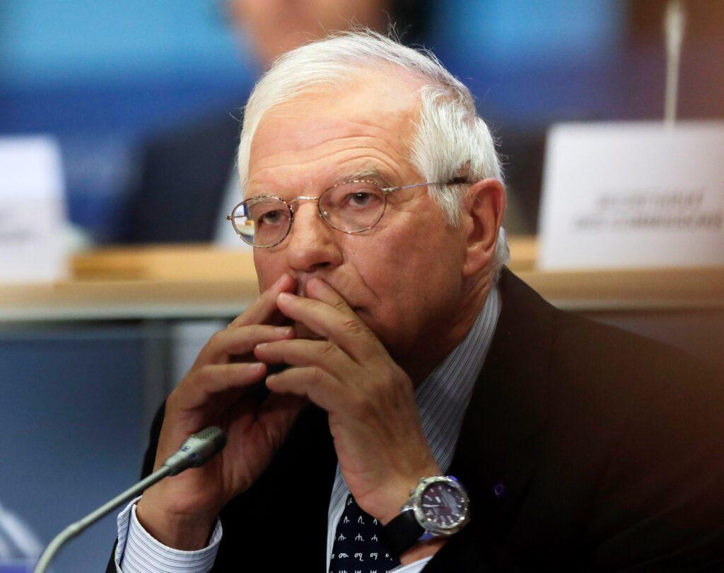 Borrell va contractar set agències de comunicació per millorar la imatge d'Espanya