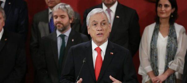 Piñera xile