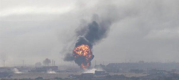 bombardeig síria