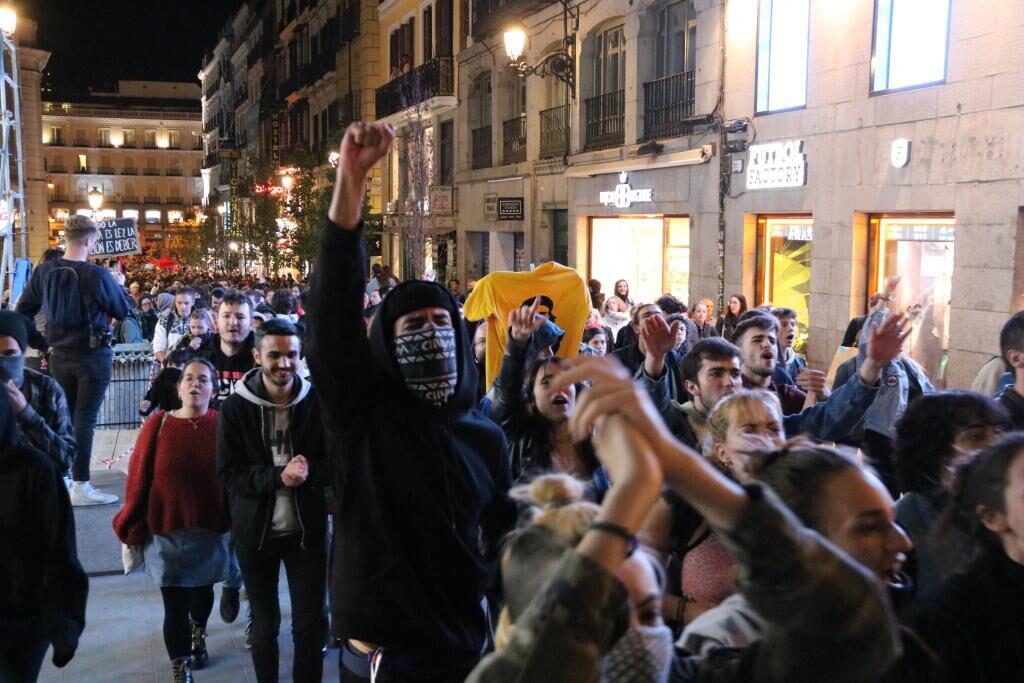 Daniel Gallardo, el madrileny que paga amb presó la solidaritat amb Catalunya