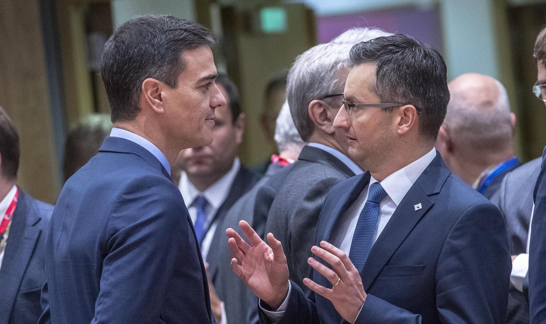 Prime Minister of Slovenia criticises Spanish repression - VilaWeb