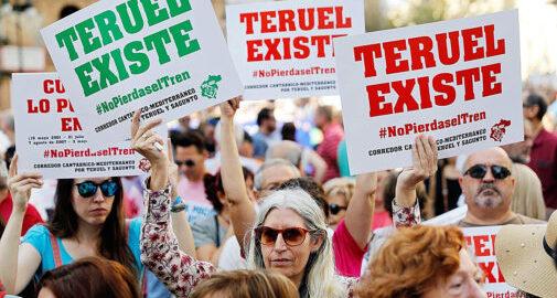 Terol Existeix / Teruel Existe
